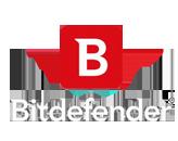 BITDEFENDER logo accueil - ACAS Informatique