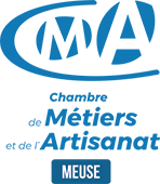CMA Meuse logo référence ACAS Formations
