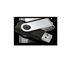 Clef USB récupération des données