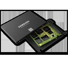 Disque SSD récupération des données