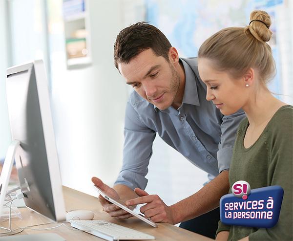 ACCÈS SAP - Service à la personne assistance/formation informatique - ACAS