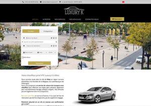 Chauffeur VTC Luxury K